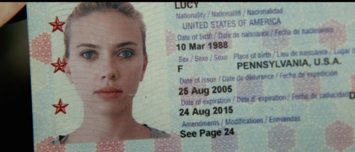 Lucy movie Scarlett Johannson | Christian film review.