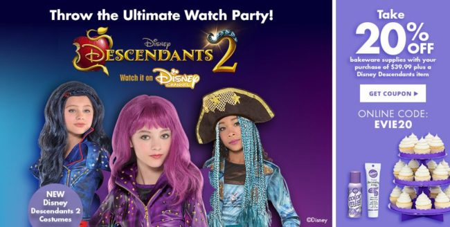Descendants costumes | Mal Evie Carlos Jay | Beginning And End