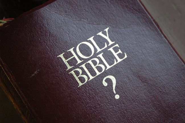 Can we trust the Bible   Manuscript evidence the Bible is true