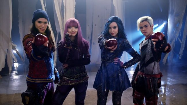 Disney Descendants 2 Ways to be wicked | Illuminati Satanic Symbolism
