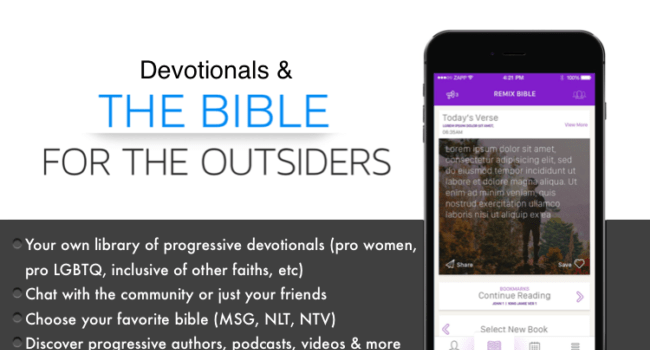 """""""Our Bible""""?  – New LGBT Bible App Promotes End Times Apostasy"""