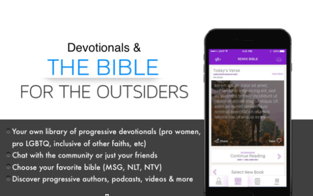 """Our Bible""""? – New LGBT Bible App Promotes End Times Apostasy"""