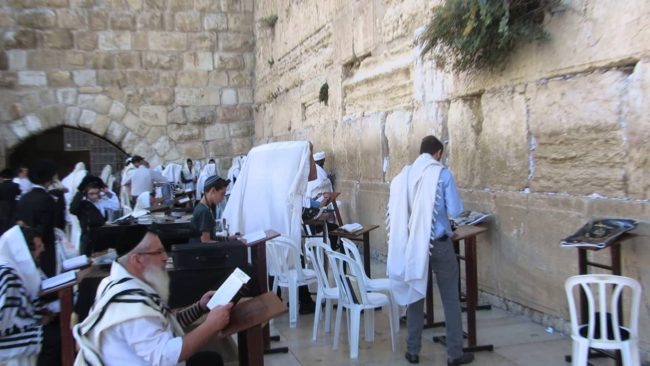 What is the real location of the temple of Second Temple | Antichrist and the third Temple