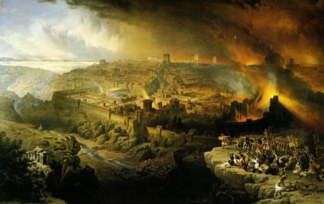 Is the Temple Mount the real location of the temple   Third temple of the Antichrist