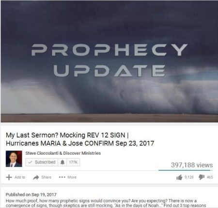 What will happen on September 23 2017 | False prophets exposed