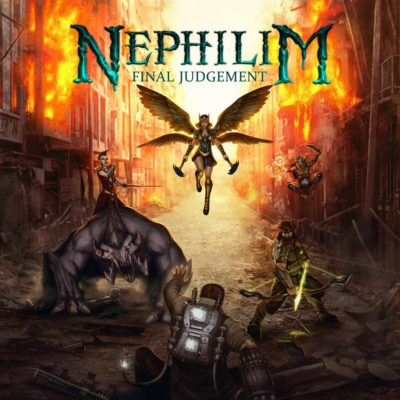 Nephilim final judgment game | beginning and end nephilim article series