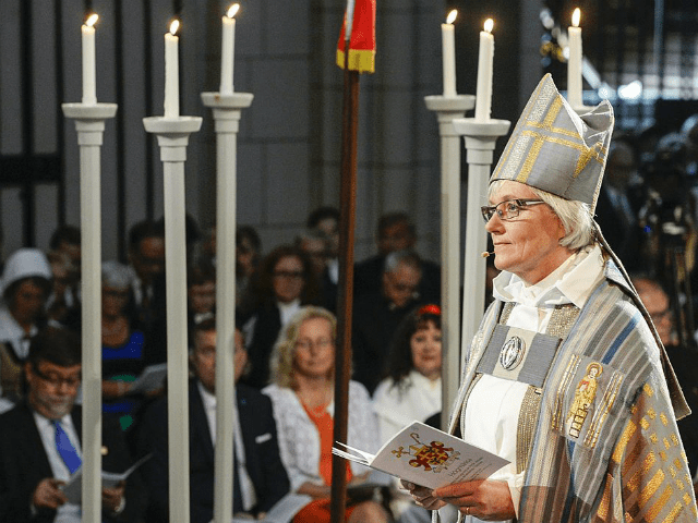 End time Bible prophecy falling away apostasy in the church | Church of Sweden promotes gender inclusive LGBTQ agenda