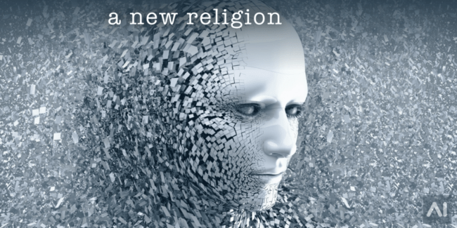 Google Engineer registers A.I. Church | Transhumanism and the book of Revelation Image of the Beast