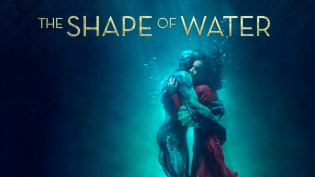 Shape of Water Nephilim Son of God Genesis 6 reference | Guillermo Del Toro religion beliefs