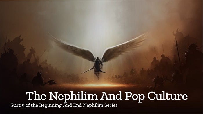 Books movies and television shows about Nephilim and fallen angels | Hollywood entertainment and the Nephilim