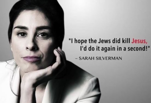Bible verses on blasphemy | Is Sarah Silverman Jewish?