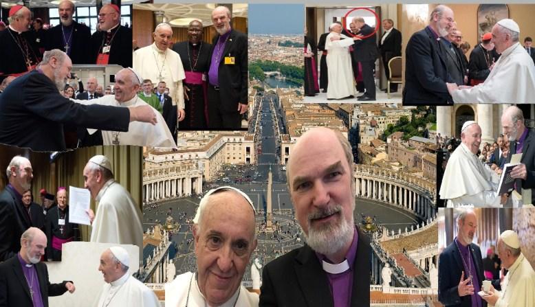 ecumenical pope-lover
