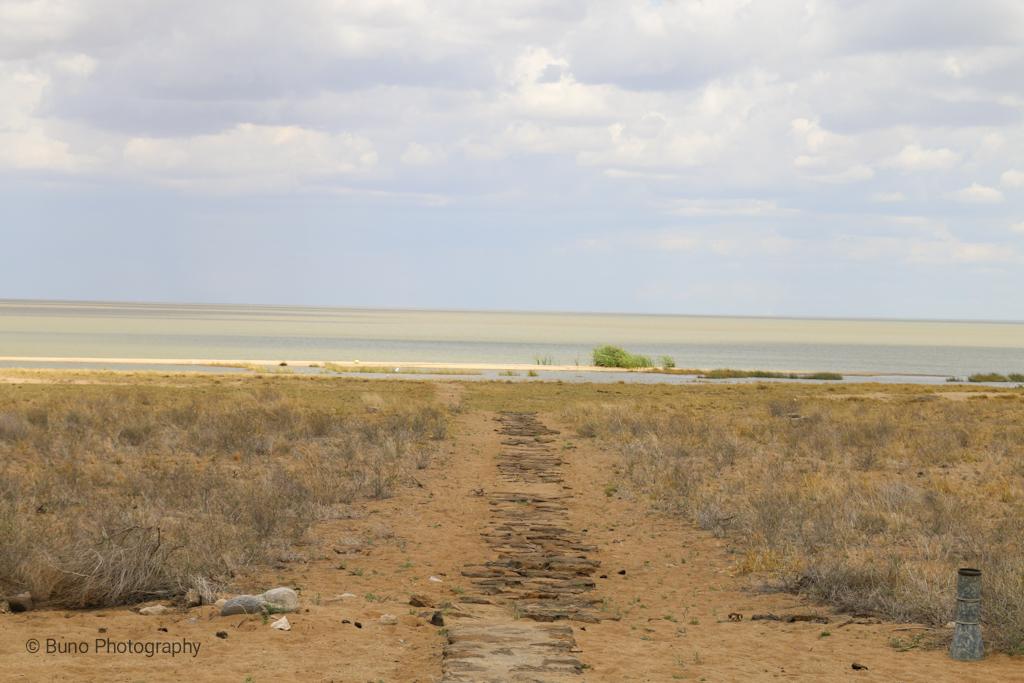 Koobi Fora, Sibiloi National Park home to Homo Habilis.