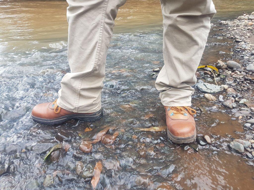 Begin Rustic Handmade Hiking Boots