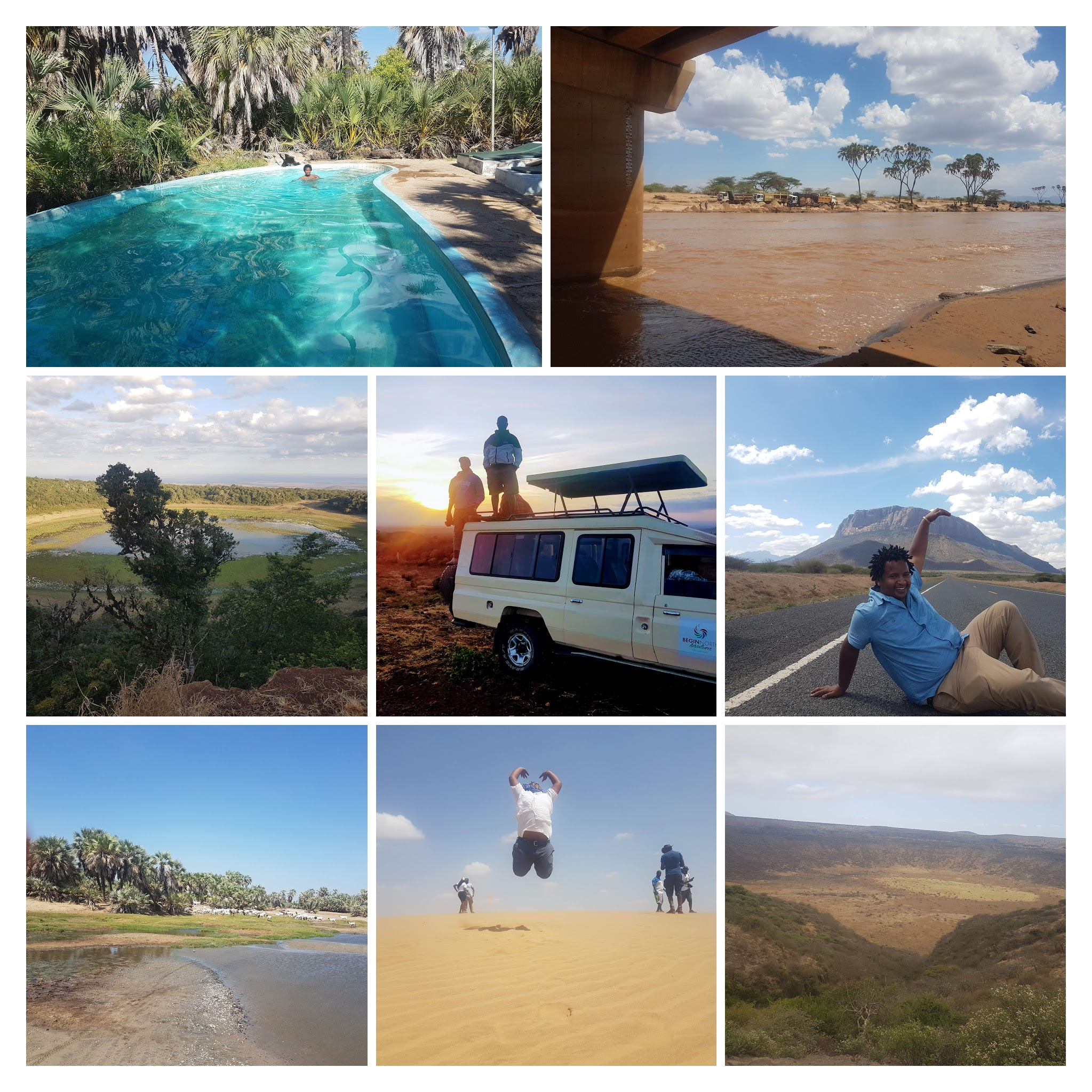 """Lake Turkana, Ngurunit, Chalbi Desert and Marsabit Crater Lakes Expedition.."