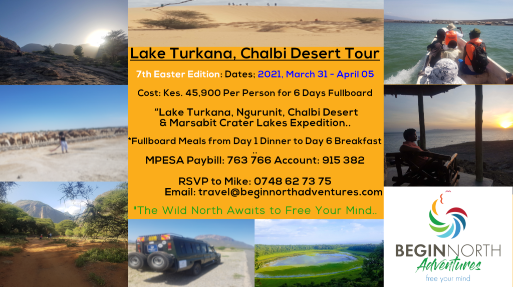 Easter Travel Plans Kenya