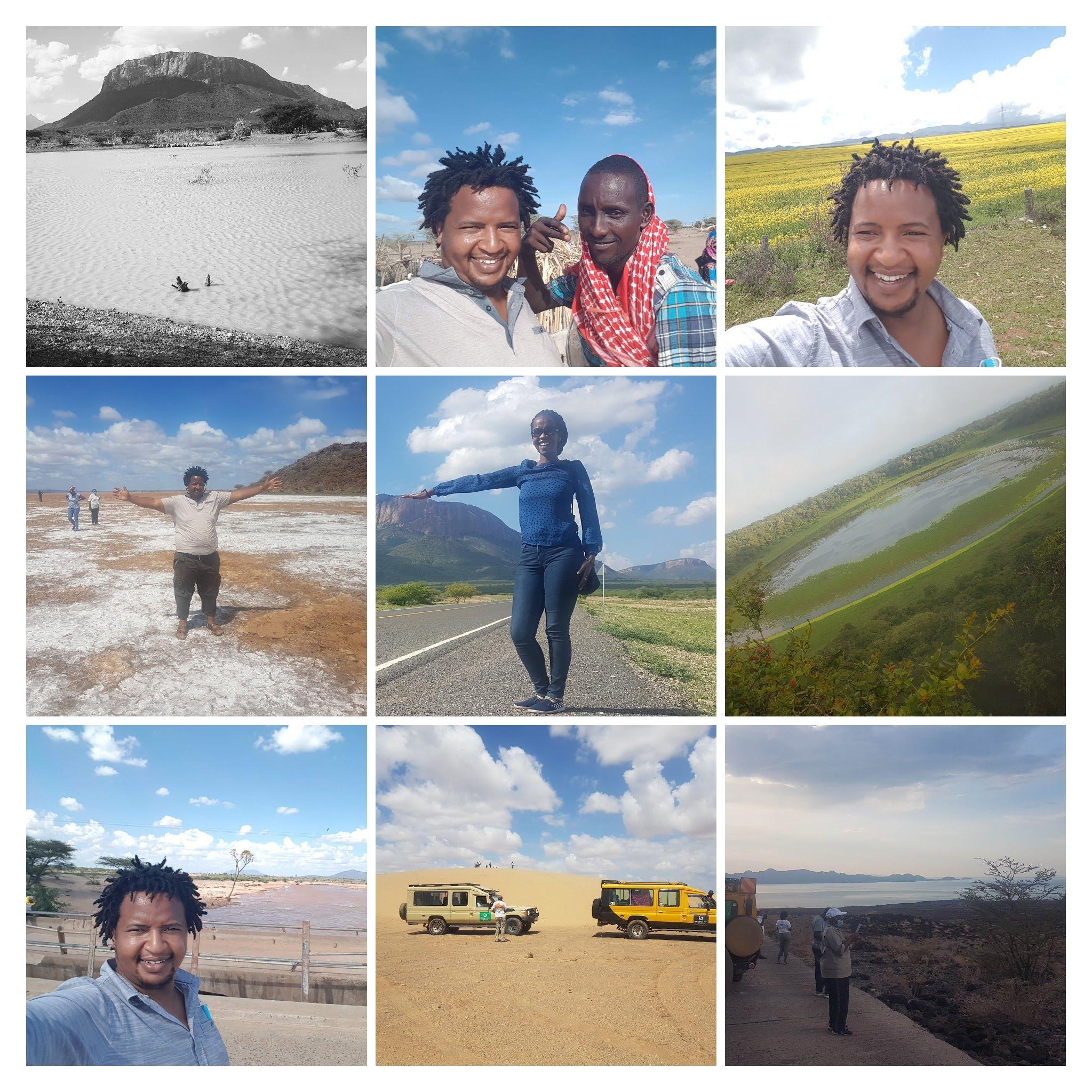 5 Days Ngurinit, Chalbi, Loiyangalani, Lake Paradise Experience