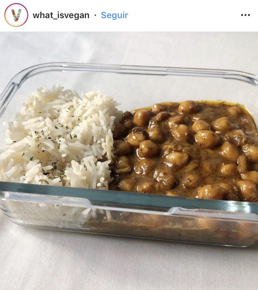 receta hecha por @what_isvegan