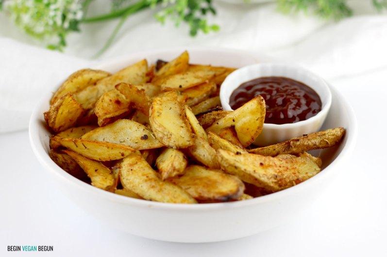 patatas deluxe veganas