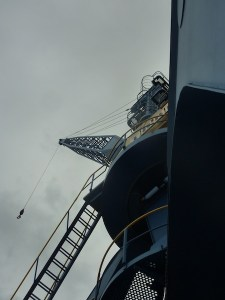 Rostock | Alter Hafen | Kran Takraf | Bild 3