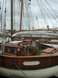 Hanse Sail 2013   Traditionssegler   Bild 1