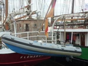 Hanse Sail 2013   Traditionssegler   Bild 4