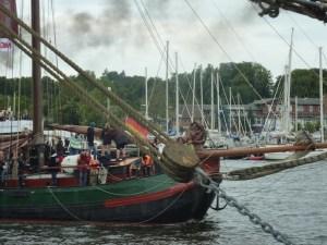 Hanse Sail 2013 | Traditionssegler | Bild 6