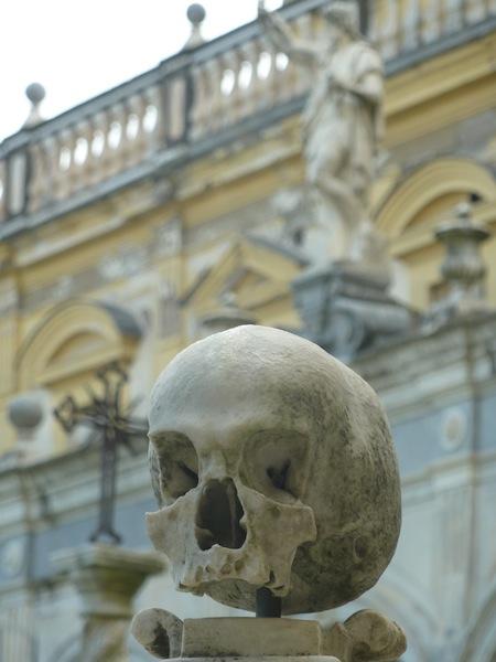 Neapel sehen und sterben. Certosa di San Martino