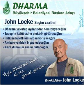 Lost Adası Belediye başkan adayları