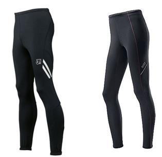 штаны для бега зимой