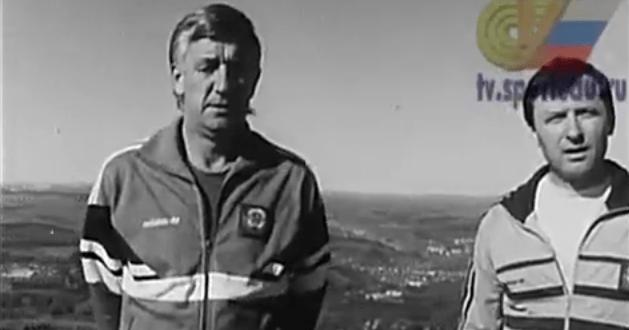 Кросс во времена СССР видео