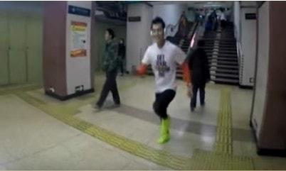 как обогнать метро