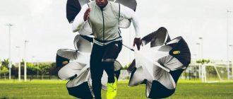 Для чего нужен парашют для бега?