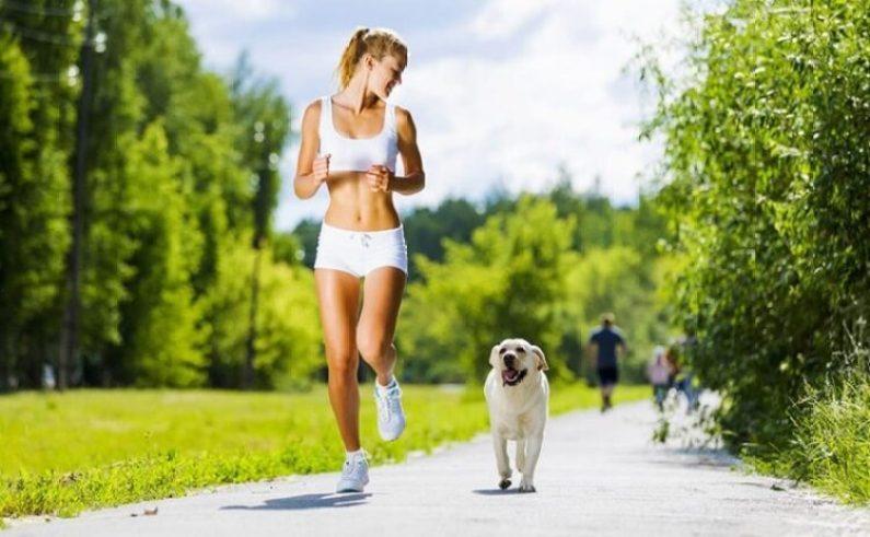 бег на голодный желудок по утрам