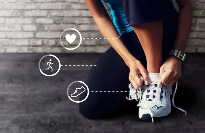 умные часы для бега и фитнеса
