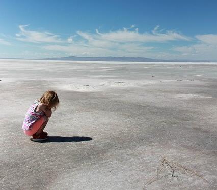 Einsamkeit der Natrium muriaticum Menschen