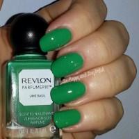 Revlon Parfumerie Nail Polish Review, part 1