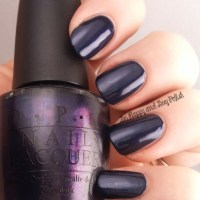 OPI nail polish swatch spam