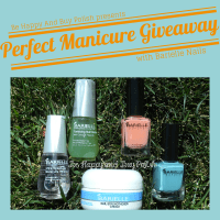 The Perfect Summer Manicure with Barielle + Giveaway [CLOSED]
