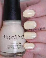sinful colors summer creme nail