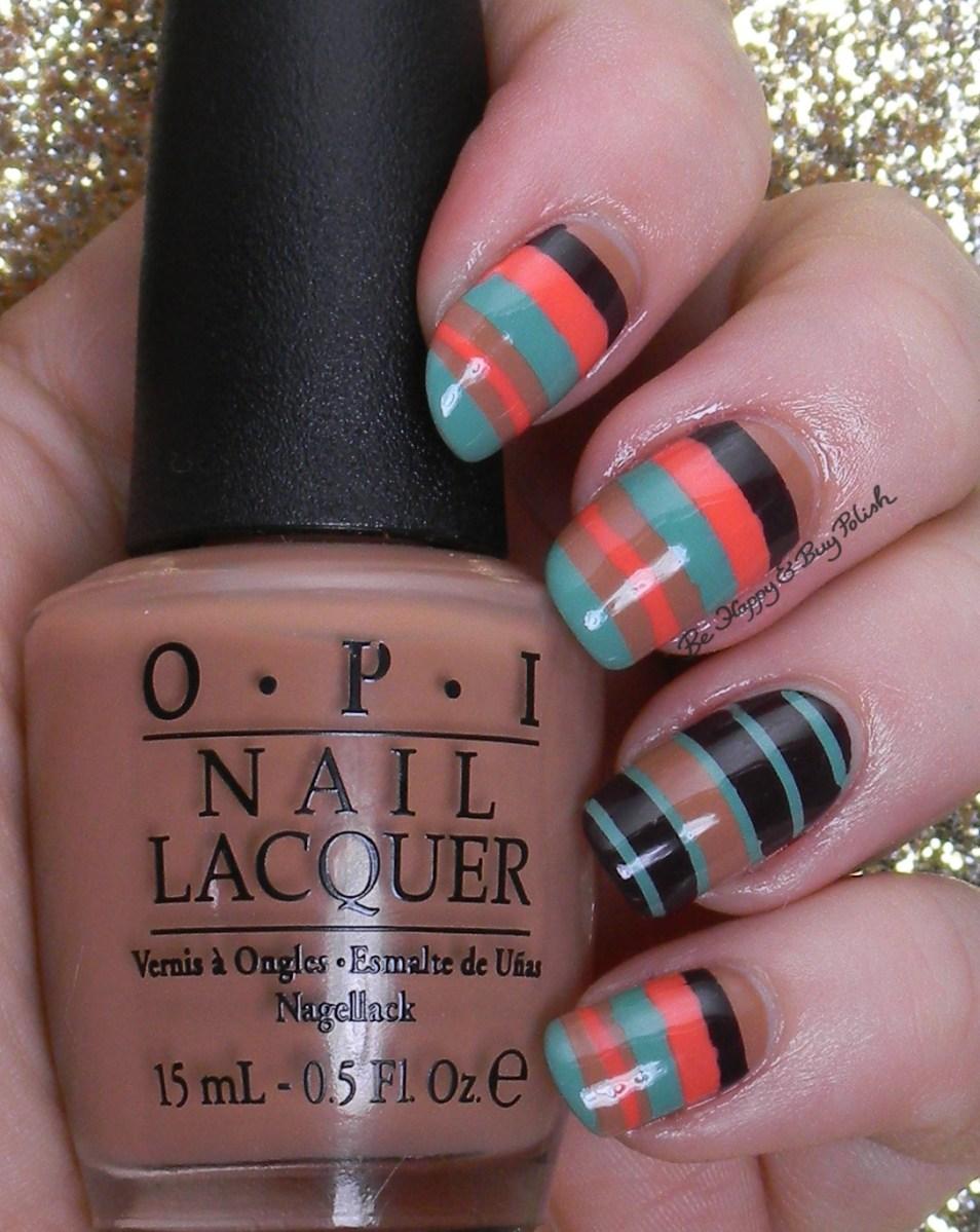 fall-ing nail art challenge