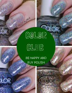 Color club glitters be happy and buy polish also nail rh behappyandbuypolish