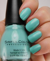 SinfulColors Porcelain Matte nail polish collection | Be ...