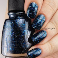 China Glaze Swing Baby + Star Hopping
