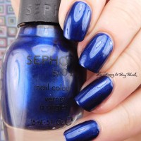 Sephora by OPI Mermaid to Order and Opening Night swatch + review