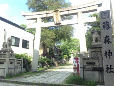 藤森神社1