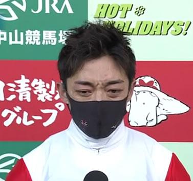 川田 ホープフルS インタビュー