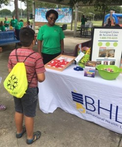 BHL staff actively supports and attends community events such as walks, health and wellness fairs and more