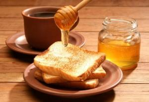 honey diet toast diet