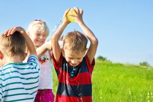 protection from the sun's Summer Sun and Your Child